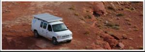 Camping car panneaux solaires