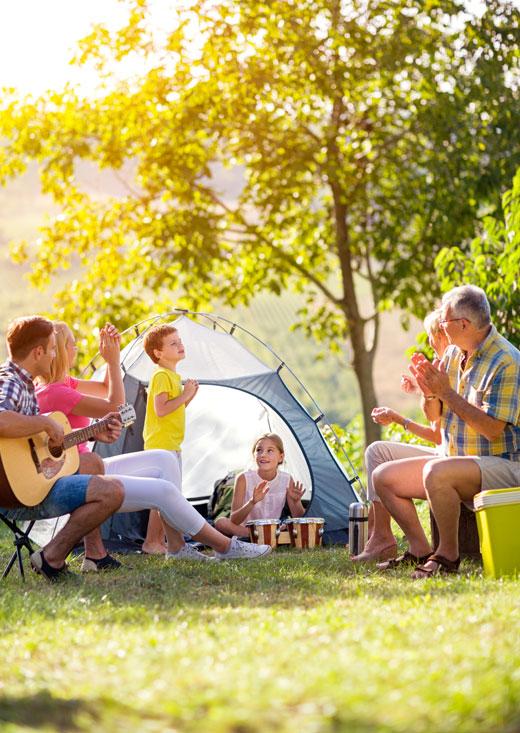 choisir son camping
